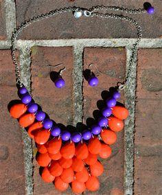 Teardrop Necklace $20.00