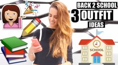 BACK 2 SCHOOL OUTFITS COLLAB || Begoandfitch005