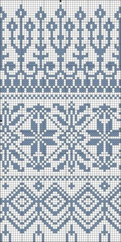 Best Ideas For Knitting Fair Isle Tricot Fair Isle Knitting Patterns, Knitting Machine Patterns, Fair Isle Pattern, Knitting Charts, Knitting Stitches, Free Knitting, Tapestry Crochet Patterns, Sock Knitting, Needlepoint Stitches