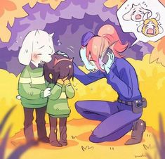 See more 'Deltarune' images on Know Your Meme! Undertale Comic, Memes Undertale, Undertale Game, Undertale Fanart, Frisk, Chara, Fan Art, Undertale Pictures, Toby Fox