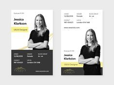 Id card design for the Vesuvio Labs that I'm currently working. It's always excited to design stuffs for the company you are working on. Identity Card Design, Name Card Design, Collateral Design, Brochure Design, Design Cards, Id Design, Print Design, Graphic Design, Employee Id Card