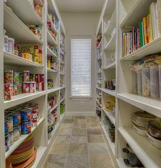 1000 Images About Walk In Pantries Amp Food Storage On