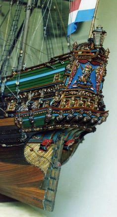 Dutch ship «Hemskerk»