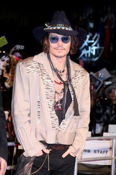 I love Johnny !