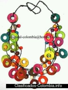 Collar multi color