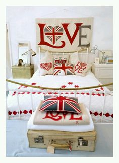 British Invasion ~ union jack, beatles, london, jack wills. inspiration: all things british, burberry, kate & wills.