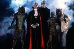 ☠☠☠  Monster Squad!!  ☠☠☠
