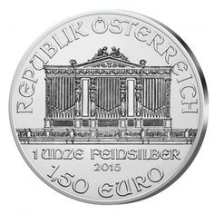 Silber Philharmoniker 1oz Silber 2016 (differenzbesteuert) — 1oz Silber — 2016