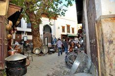 Copper Square - Fes Morocco