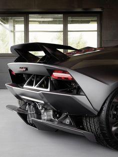 Lamborghini Sesto Elemento (by GermanCarScene)