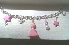 Disney Princess Sleeping Beauty-Inspired Charm Bracelet