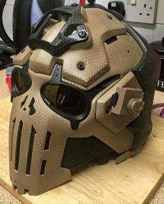 Tact Kevlar mask
