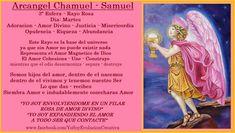 Arcangel Chamuel - Tercer Rayo - Martes -  Consecuencias RM Radio