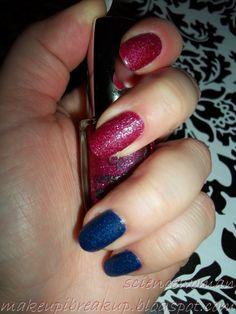nail inspiration sand nails