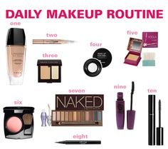 Everyday makeup ideas