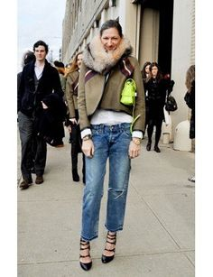 Jenna Lyons always gets it right
