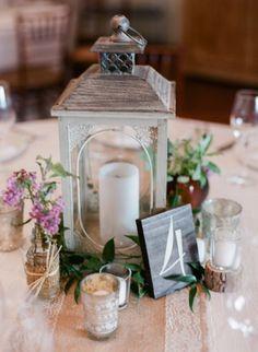 50 eindrucksvolle Tischdekorationen für Ihre Hochzeit: Stilvoll, frisch und modern! Image: 41