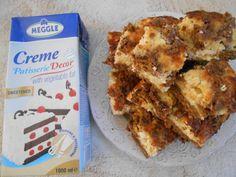morzsás túrópite gluténmentes recept French Toast, Breakfast, Food, Morning Coffee, Essen, Meals, Yemek, Eten