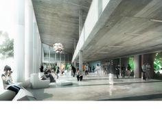 EM2N - Projects - University Campus FHNW, Muttenz, Switzerland