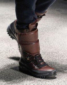 Lanvin Paris Fashion Week | GQ Talking Men's Shoes the Future of Shoes Board