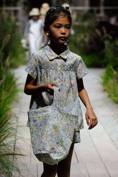 Bonpoint Primavera/ Verão 2016, Kidswear - Desfiles (#23215)