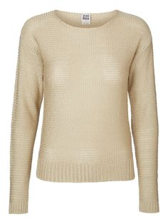 Knit jumper from VERO MODA. We love autumn fashion.