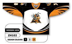 7b2fe95bb HOCKEY JERSEY   Athletic Knit Sublimated Jerseys   Hockey   Team Uniforms    Custom t-shirts