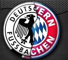 DFB Bayern ---- Love this!!!