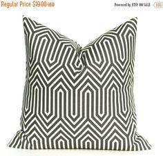 26X26 Pillow Insert Simple Throw Pillow Covers Gray Pillow Dark Gray One 26X26 Euro Pillow Sham Design Inspiration