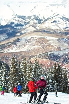 Let's Ski Telluride, CO! MarlaMeridith.com ( @MarlaMeridith ) Ski Bunnies, Bunny, Moving To Colorado, Ski Vacation, I Love Winter, Outdoor Adventures, Outdoor Life, Bucket Lists, Travel With Kids