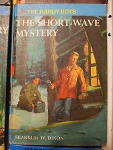 Second Silver - Hardy Boys Books Franklin W. Dixon Lots & single editions, First edtion 1930