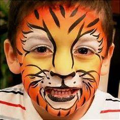 Resultados de la búsqueda de imágenes: pinta caritas de tigre - Yahoo Search