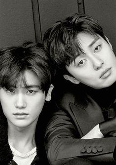 Park Hyung Sik Park Seo Joon...save for myPHyS...hemmm