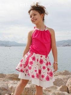 VN : Her little world : Désinvolte -----> 2/4/6/8/10 ans