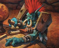 25 Best Voljin Images Horde Fantasy Characters Fictional Characters
