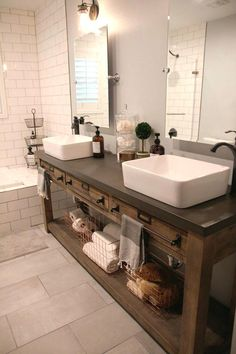 Create a walk-in shower or a whole bathroom in the basement and you won't regret it! We have lots of ideas showing how to add a basement bathroom.