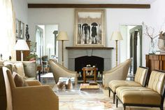 World travel influenced interior by Carter Kay Interiors