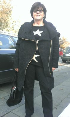 my coat  with zip