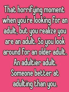 Me often