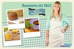 ¡Te presentamos nuestro Recetario SIN TACC junto a Silvia Valdemoros! Hacé click en la imagen y descargalo #celíacos #recetas #sintacc