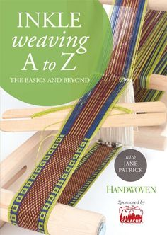 Join Jane Patrick in a Two-Hour Workshop All About Inkle Weaving! Inkle weaving is portable, versatile, and fun for weavers of any age or experience level. With these clever little weaving looms, you can weav