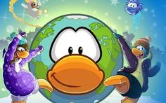 Club Penguin – Coins for Change Charity