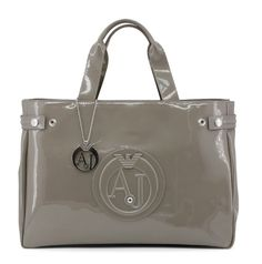 Armani Jeans Patent Crystal East West Tote 15a590309e368