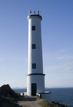 Cabo del Home Range Front Light, Spain: Western Galicia