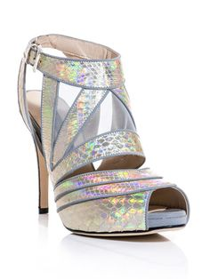 Sunburst sandals | Chrissie Morris | MATCHESFASHION.COM