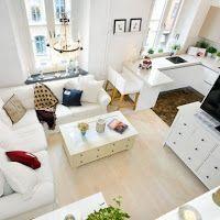 16 διακοσμήσεις για Όμορφα μικρά Σπίτια και Διαμερίσματα που θα σας κάνουν να…