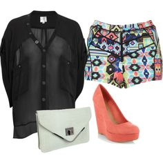 cute outfit for a summer night out