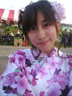 Rei in Fireworks Festival.