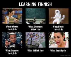 Learn Finnish, Finland, German, Baseball Cards, Learning, Day, Deutsch, German Language, Studying