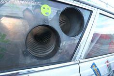 Diesel Fury: The Black Smoke Wagon - Speedhunters Mercedes Benz 300, Drifting Cars, Midnight Sun, Black Smoke, First Car, Diesel, How To Memorize Things, Fresh, Diesel Fuel